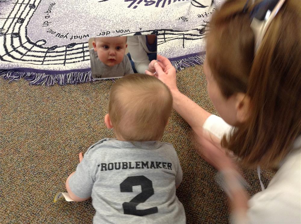 Kindermusik baby class